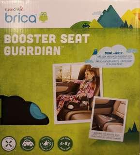 Brica Booster Seat Guardian Carseat Protector