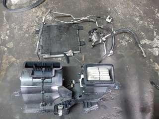 sistem aircond myvi original denso
