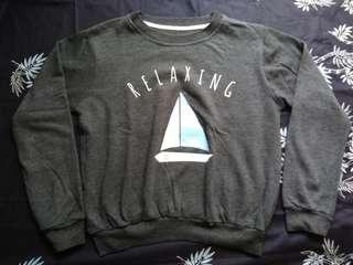 Raxing grey Sweater