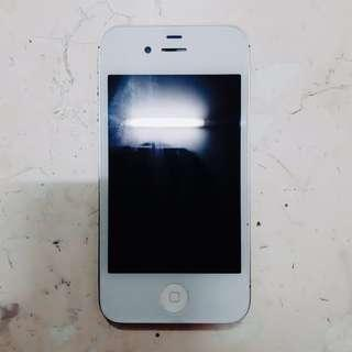 iPhone 4s 64gb White (Factory Unlocked) with COD