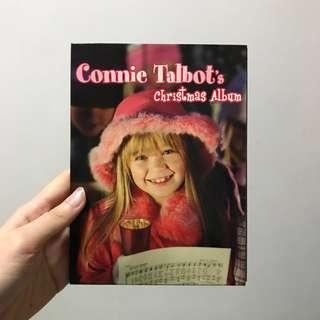 Connie Talbot albums (Christmas and Over the rainbow)