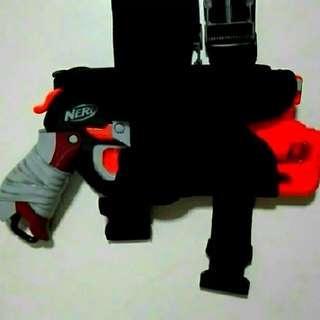BN Holster w Adjustable Velcro for Nerf Blaster Hasbro TRU