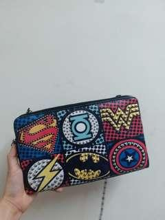 DC Superhero斜孭袋Cross body bag/Clutch