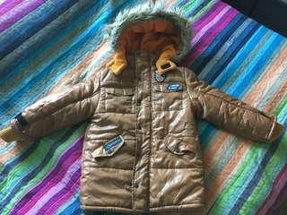 日本品牌小童大褸/外套