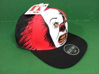 Bioworld I.T. The movie evil clown snapback cap 電影版 恐怖小丑帽