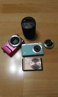 🚚 Sony 2台 Samsung 1台 三台樣品機一起賣