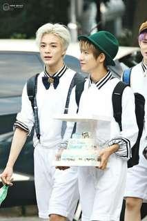 (WTB) NCT Dream Renjun and Jeno