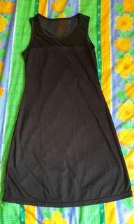 Black dress (Size S)