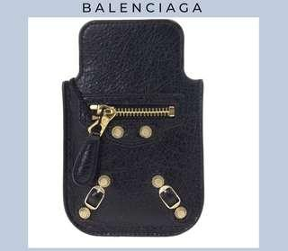 Balenciaga phone sleeve