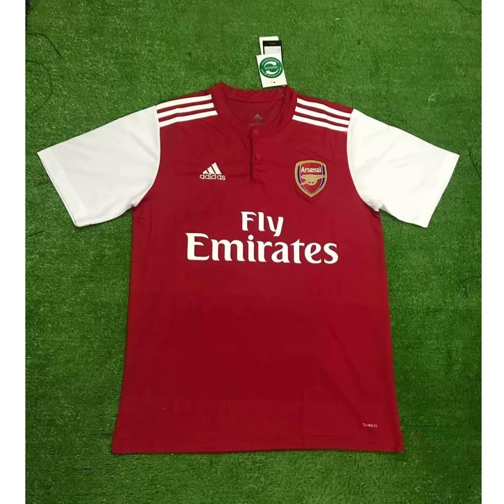 new concept ee369 a3a02 19/20 Arsenal Jersey Kit, Sports, Sports Apparel on Carousell