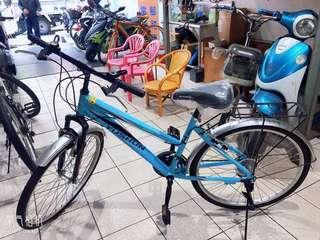鋁合金自行車