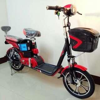 全新電動輔助自行車