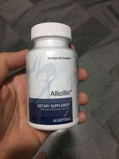 Allicillin Dietary Supplement