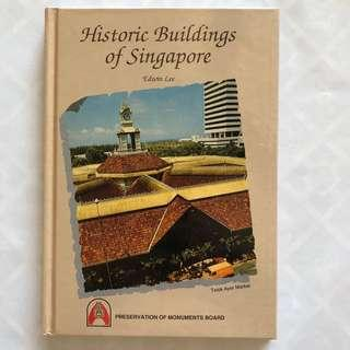 Historic Building of Singapore by Edwin Lee