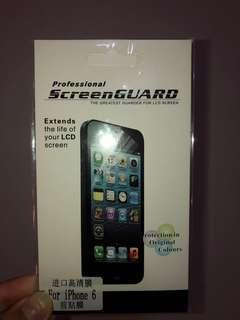iPhone 6 screen protector