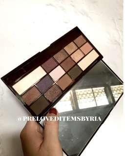 I heart makeup I ❤️ chocolate