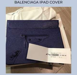 Balenciaga ipad case