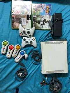 Xbox 360 w/ Free Games