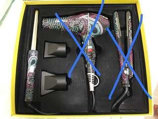 全新正貨 Amika 捲髮器 Digital Titanium clip-free curler