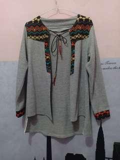 Sweater ethnic
