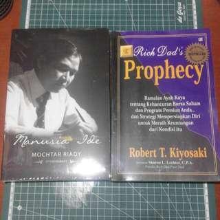 Paket buku bisnis