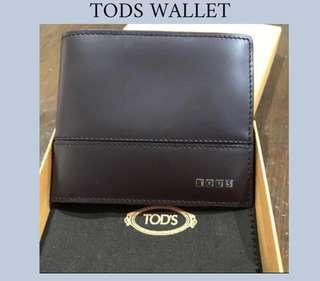 Tods men wallet