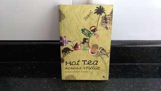 🚚 English book...Hot Tea Across India