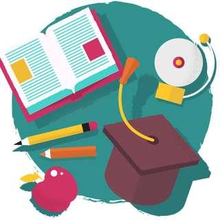 Online tutor for assignments