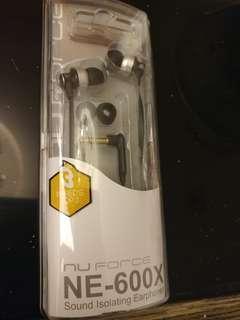 Nu Force NE-600X耳機