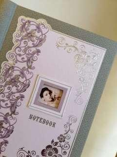 🚚 Notebook with interchangeable picture