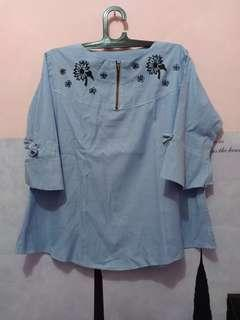 Big blouse