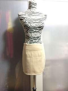 Pale apricot skirt, no bargaining