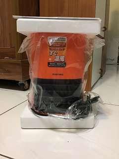 🚚 松木電暖器