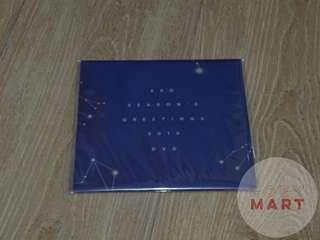 EXO 2019 SEASON'S GREETINGS DVD (SEALED)