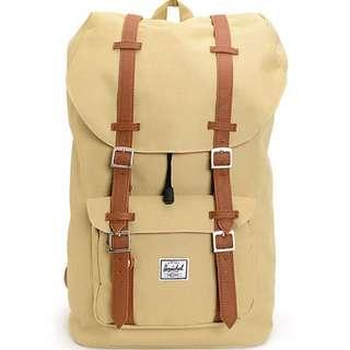 e7fd8a1cd67 Herschel Supply Little America 24L Khaki Backpack