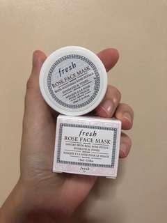 🚚 BN fresh rose face mask
