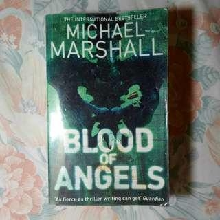 Blood of Angels by Michael Marshall
