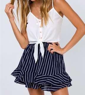 The Henrietta Mini Skirt