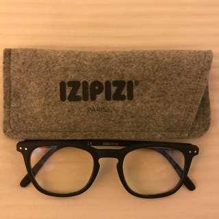 IZIPIZI #E - Blue screen protection - Black