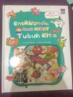 Ensiklopedia anak hebat tubuh kita