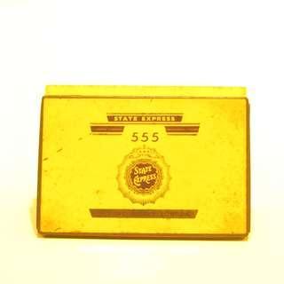 555鐵煙盒