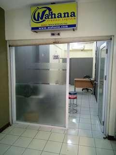 Dijual ( NEGO) kios Apartemen Casablanca East Jakarta Timur