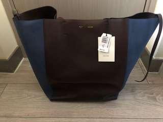 Celine Large Size Phantom Cabas Tote Bag