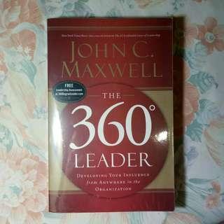 The 360° Leader by John C. Maxwell