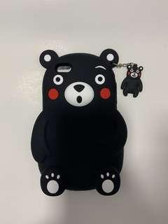 Kumamon Silicone Phone Case [ IPHONE 6+ ]