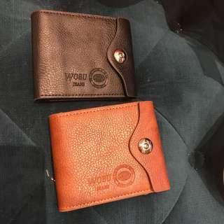 Wobu Multiple Pockets Wallet