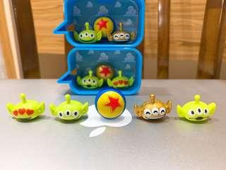 三眼仔 Alien 玩具總動員 絕版 表情 Emoji