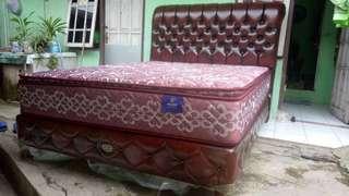 Spring bed dipan kanggaro