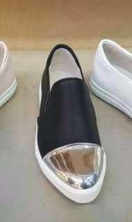 🚚 正韓金屬風懶人鞋