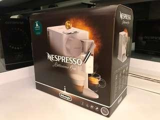 2-yr warranty - Nespresso Lattissima One (Brown)